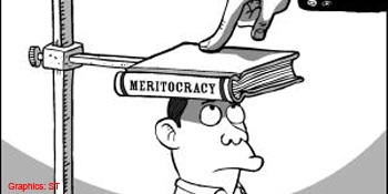 The New Meritocracy
