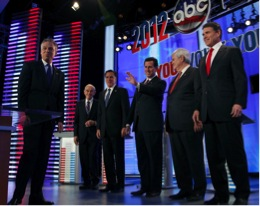 The New Hampshire Debates and the Republican Nomination