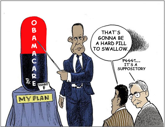 Diagnosing Obamacare