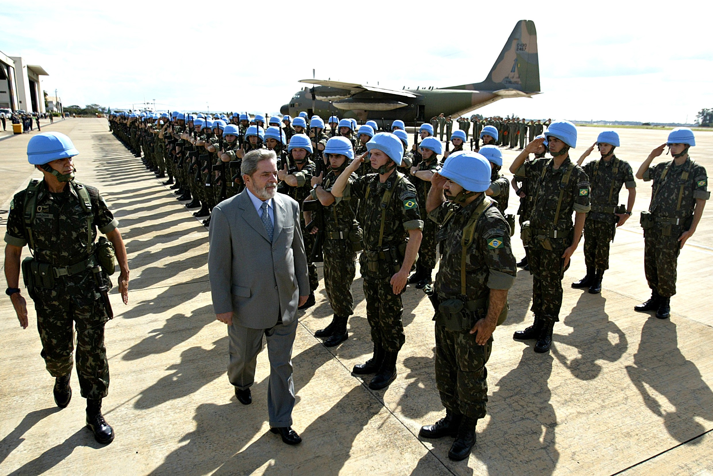 Despite numerous reported, and un-prosecuted, cases of sexual assault against native civilians, the U.N. continues to use private, military contractors to procure peacekeepers. (Photo credit: Wikipedia Commons)