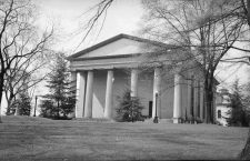 The Chapel pictured in 1933,