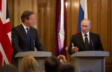 Strange Bedfellows: Is the United Kingdom Too Close to Russia to Impose Sanctions?