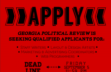 Apply for GPR!