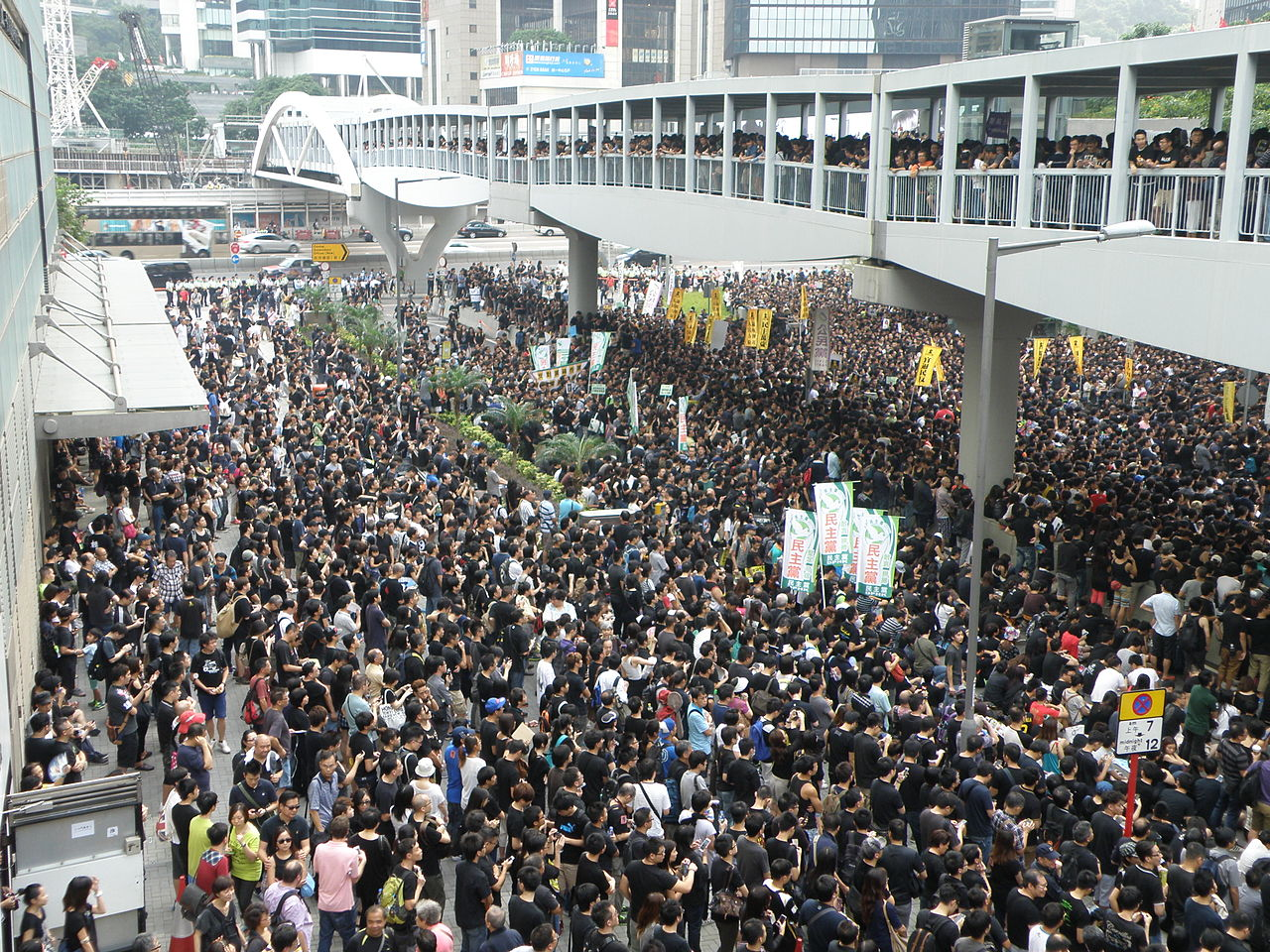 Protests subside, but Hong Kong's Struggles Continue