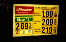 Gas prices have plummeted in recent months, but it may not be good news for consumers.