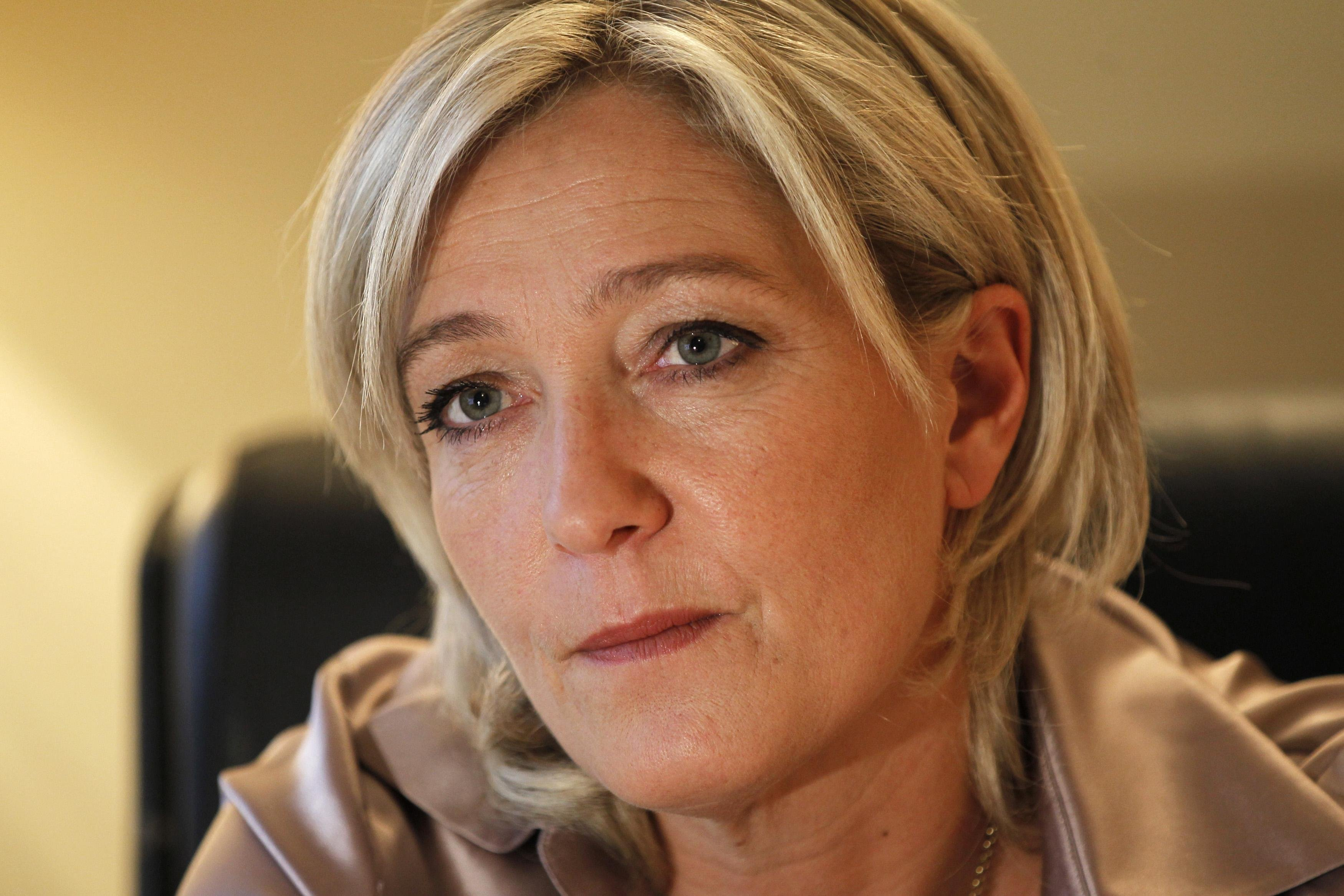 Marine Le Pen, president of France's Front National party (Source: svopi.ru)