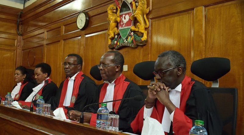 A Constitutional Crisis Looms in Kenya