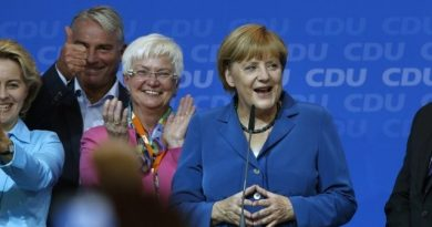 German Bundestag Election 2017 – Merkel, AfD, and the European Right