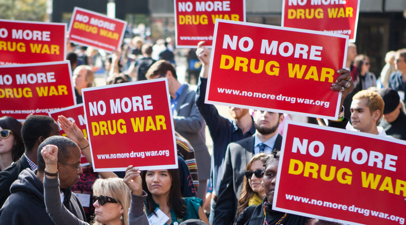 How Mental Health Care Access Could End the War on Drugs