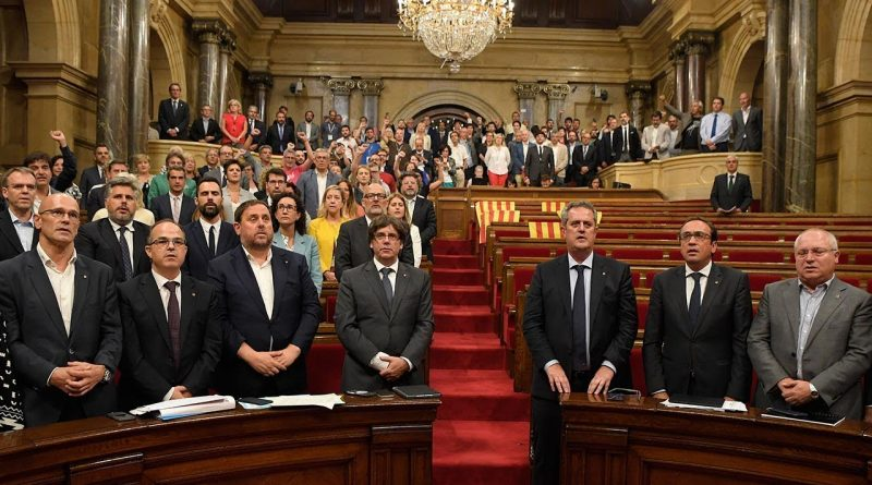 Future of Spain Uncertain Following Roiling Independence Crisis